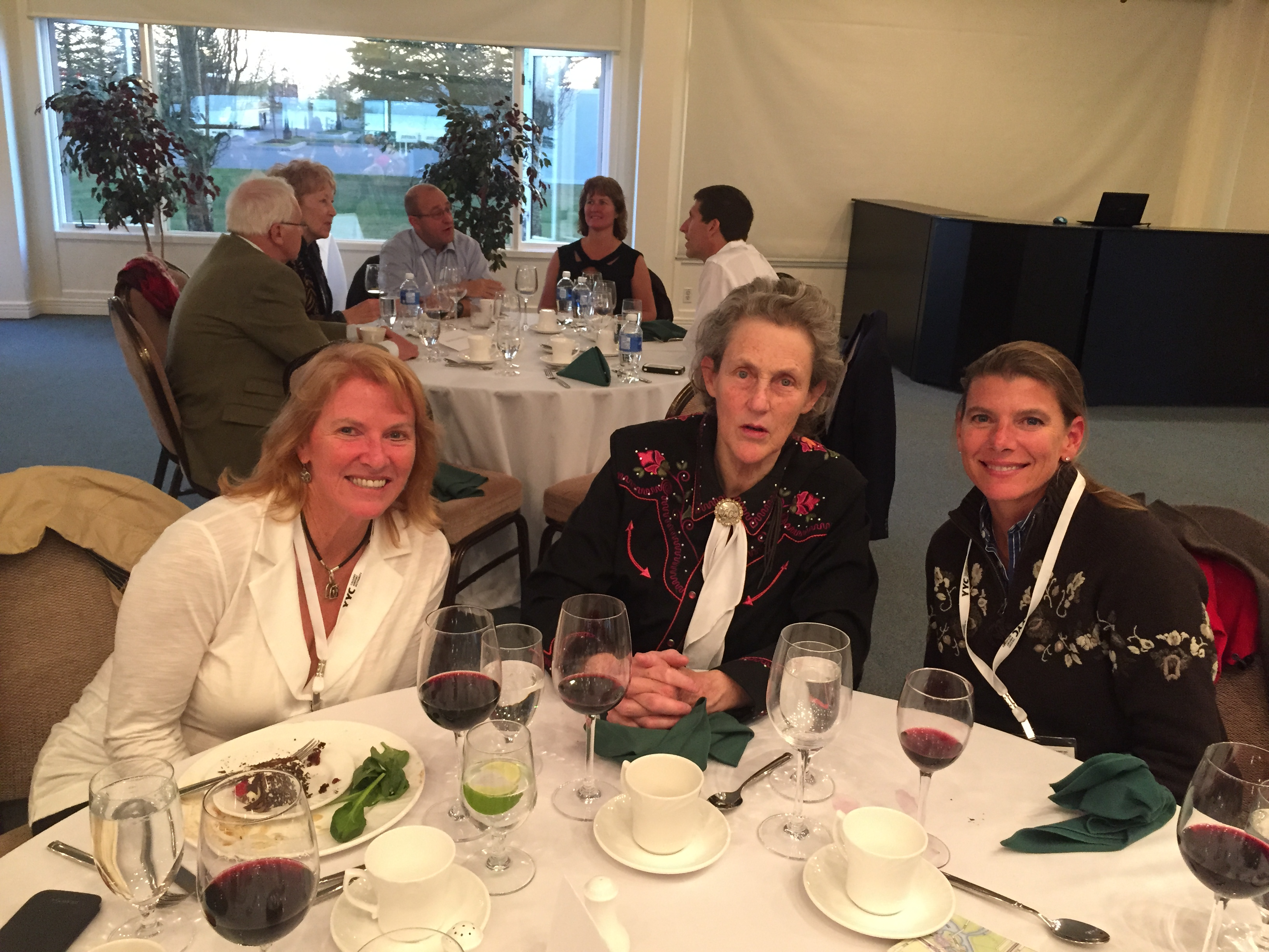 An Evening With Temple Grandin